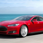 Tesla model 3 electric cars