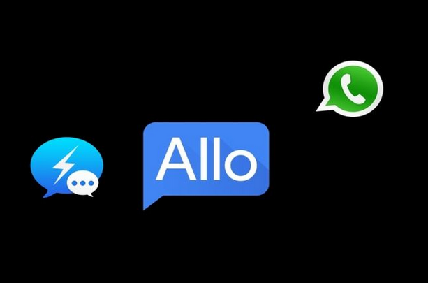Google Allo better than Whtsapp