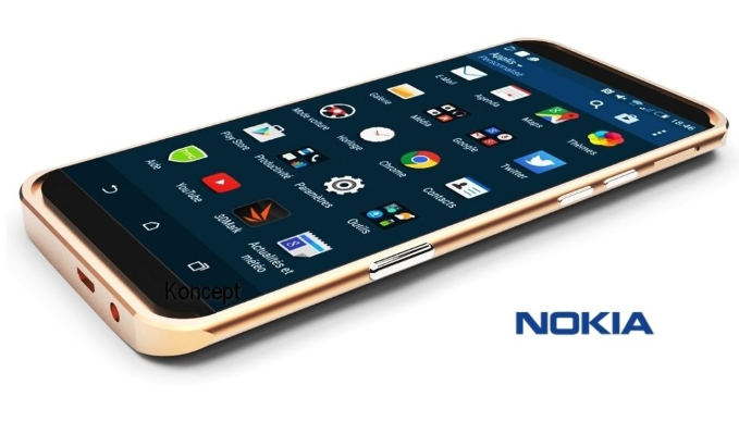 Specification and features of Nokia P1