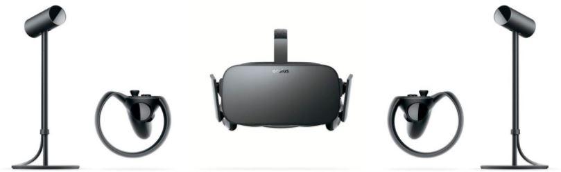 Oculus VR Setup