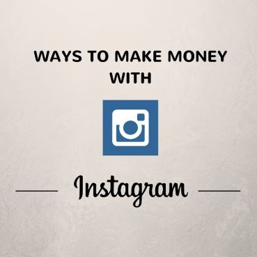 Earn Money Online from Instagram