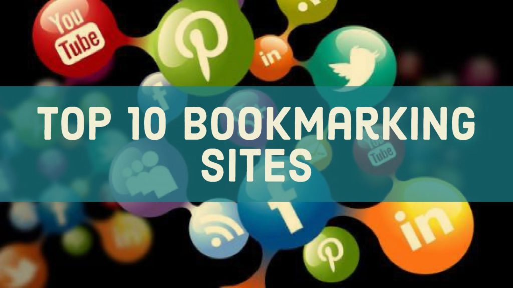 top 10 bookmarking sites for SEO