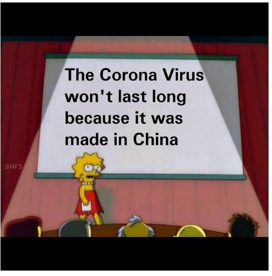 Hilarious Covid Stuff