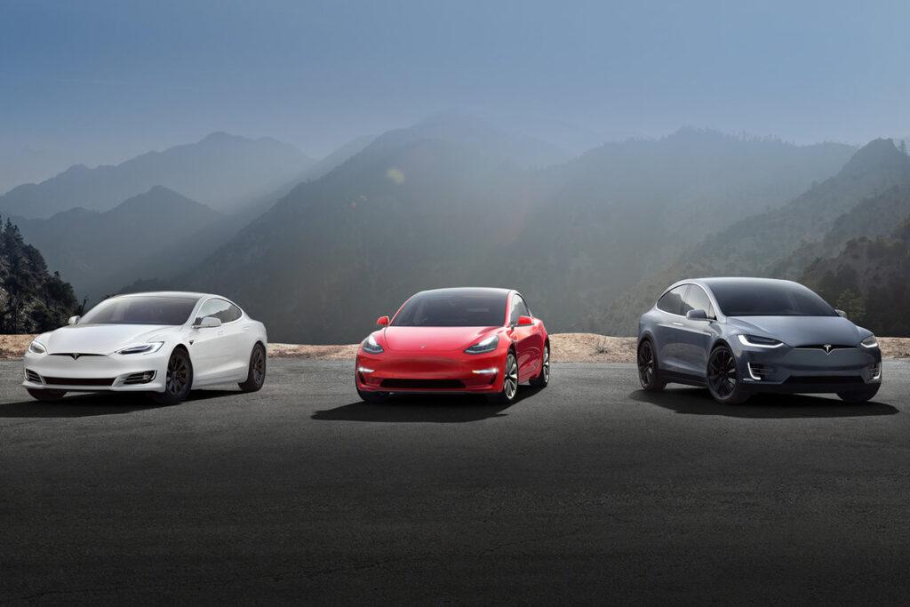 Tesla battery car review