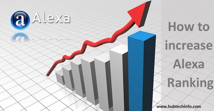 How to improve alexa ranking