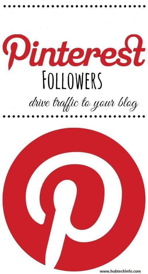 traffic from Pinterest