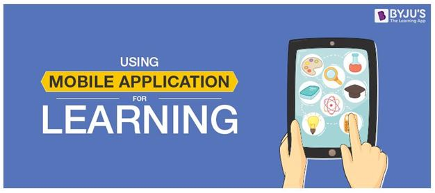 Mobile application for learning