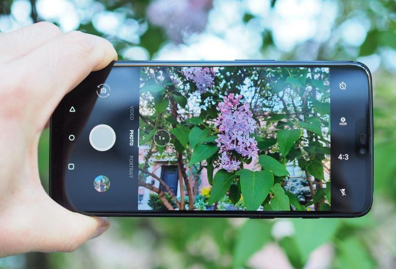 One plus 6 Camera Clarity