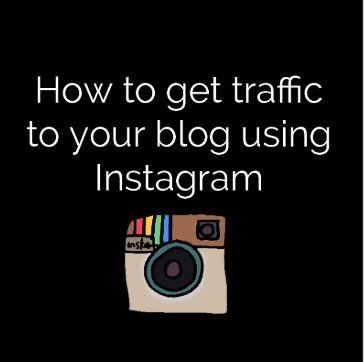 How to bring traffic to my website from Instagram