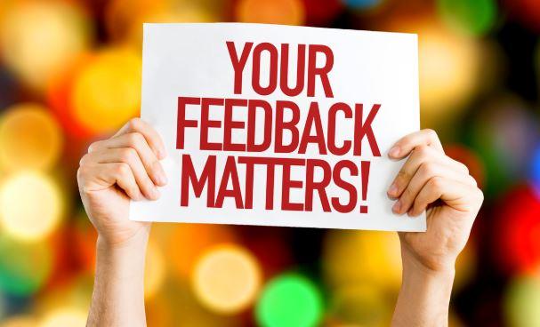 benefit of online feedback