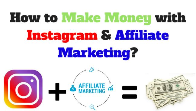 Instagram online affiliate