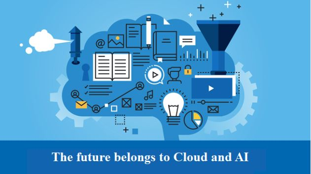 Artificial Intelligence and Cloud Storage
