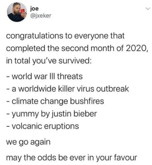 Covid memes of the Century