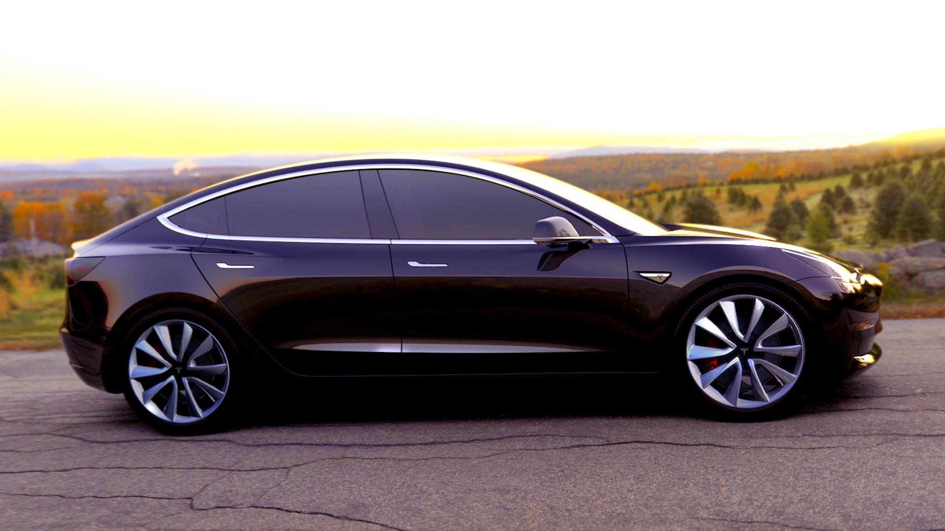 Tesla affordable car