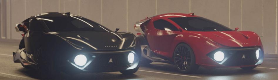 daymak electric car spirtus