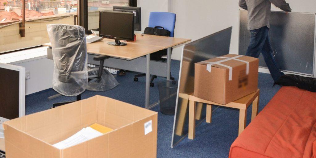 moving a company office